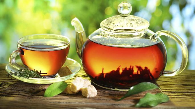 Открытки. Международный день чая. С праздником вас