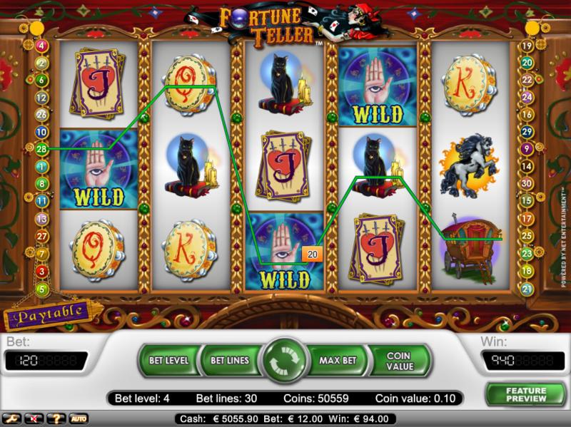 игровой автомат гадалка без регистрации и смс