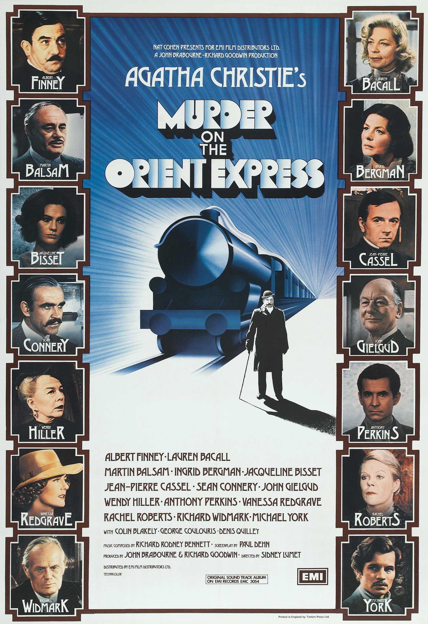 «Убийство в Восточном экспрессе» (1974)