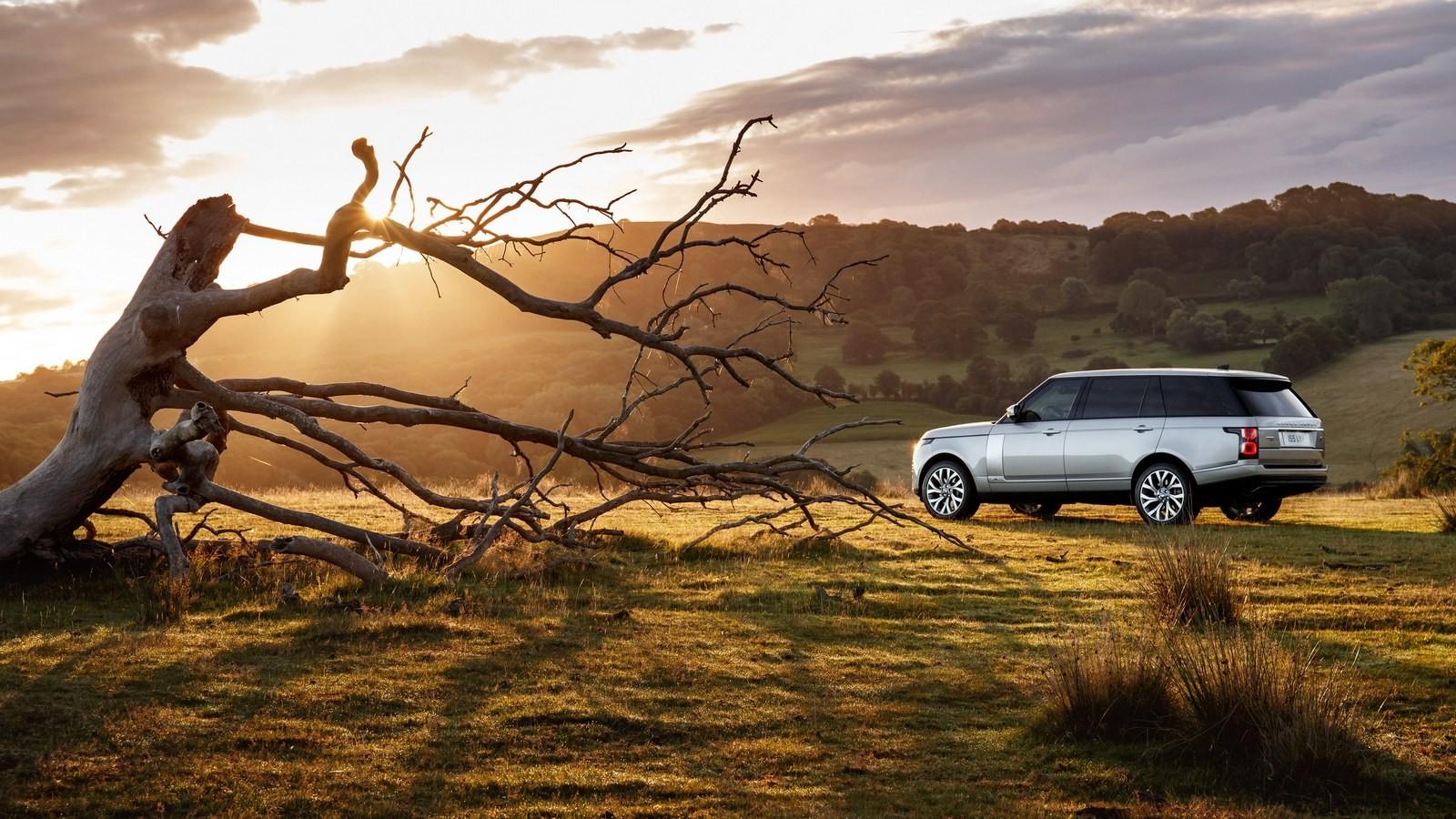 Range Rover Autobiography P400e