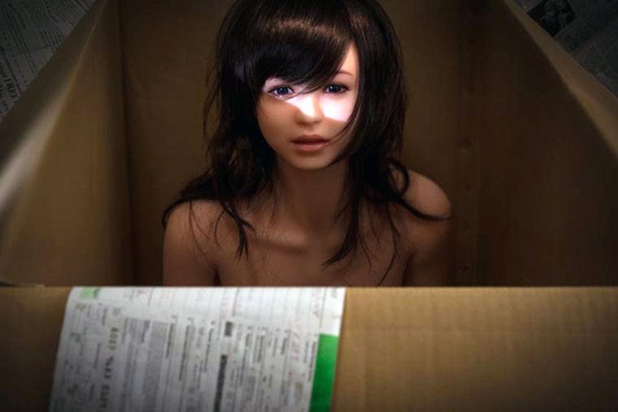 Счастливая жизнь с секс-куклой. «Замершая жизнь: Ева» (14 фото)