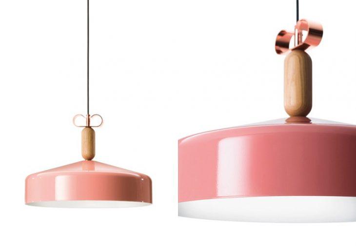 Bon Ton Pendant Lamps by Cristina Celestino for Torremato