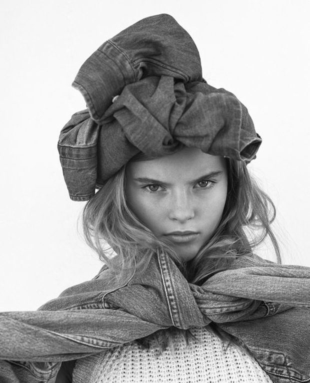 BRUCE WEBER SHOOTS THE NEW FRAME DENIM COLLECTION