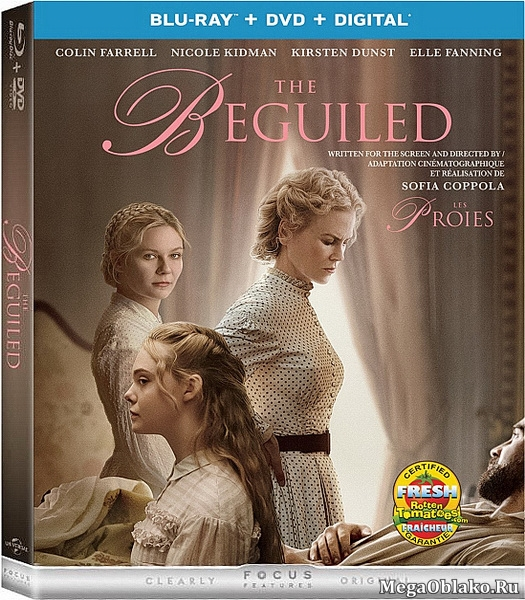 Роковое искушение / The Beguiled (2017/BDRip/HDRip)