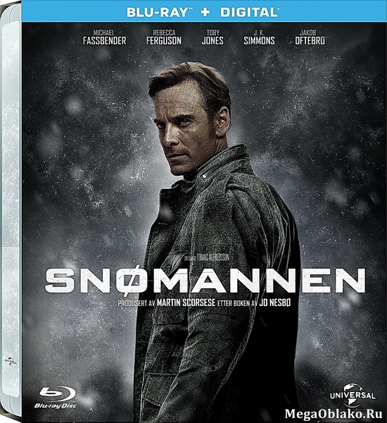 Снеговик / The Snowman (2017/BDRip/HDRip)