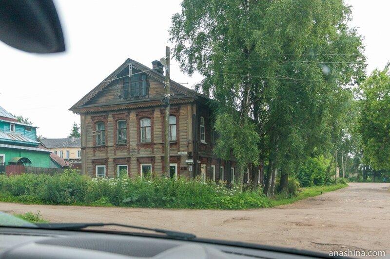 Старый дом, Вышний Волочек