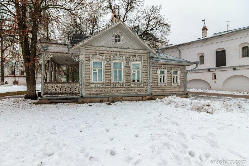 Архиерейский летний дом, Архиерейский двор, Вологда