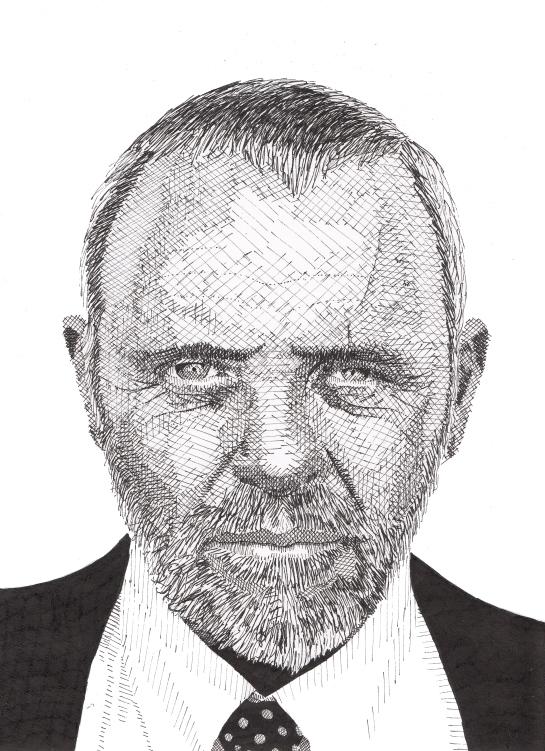 Celebrity Portraits – Rik Reimert (12 pics)