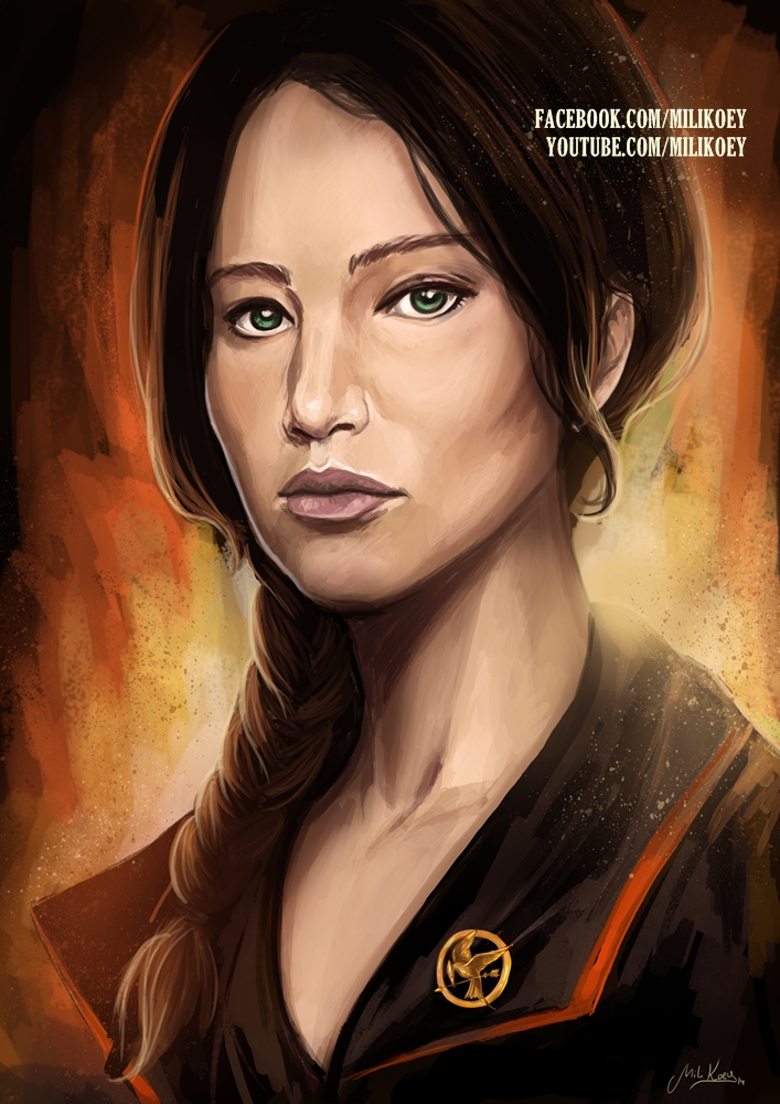 The Hunger Games Tribute (20 Best Artworks)