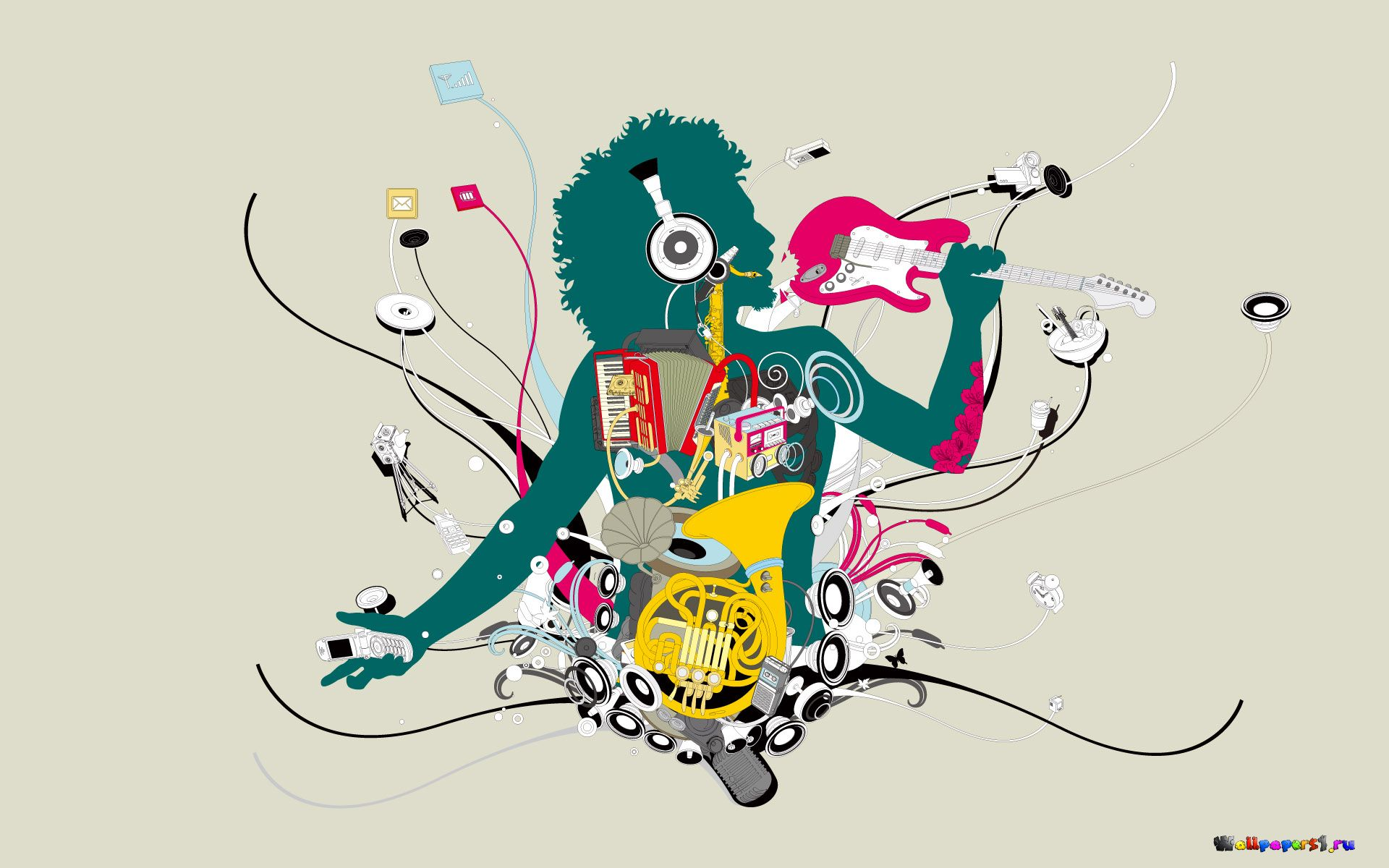 графика музыка graphics music бесплатно