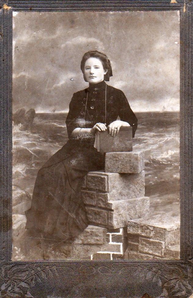 Шмелёва Мария. 1913