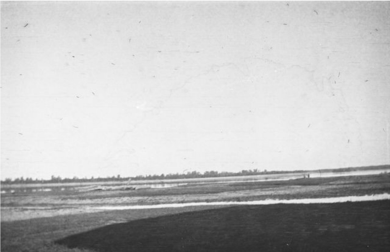 12. Береговой пейзаж рядом с Байдуной