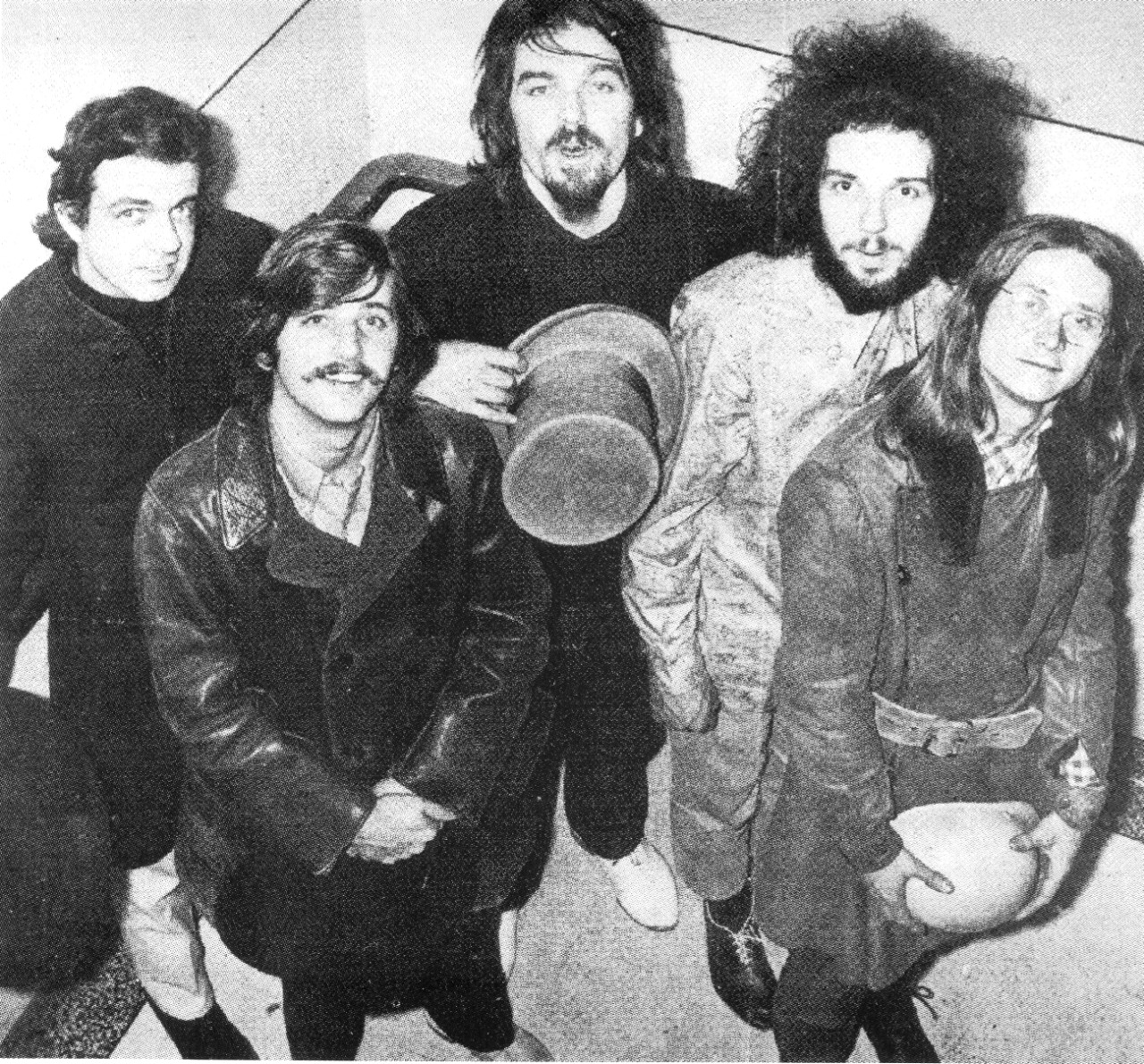1968. «Captain Beefheart & His Magic Band»