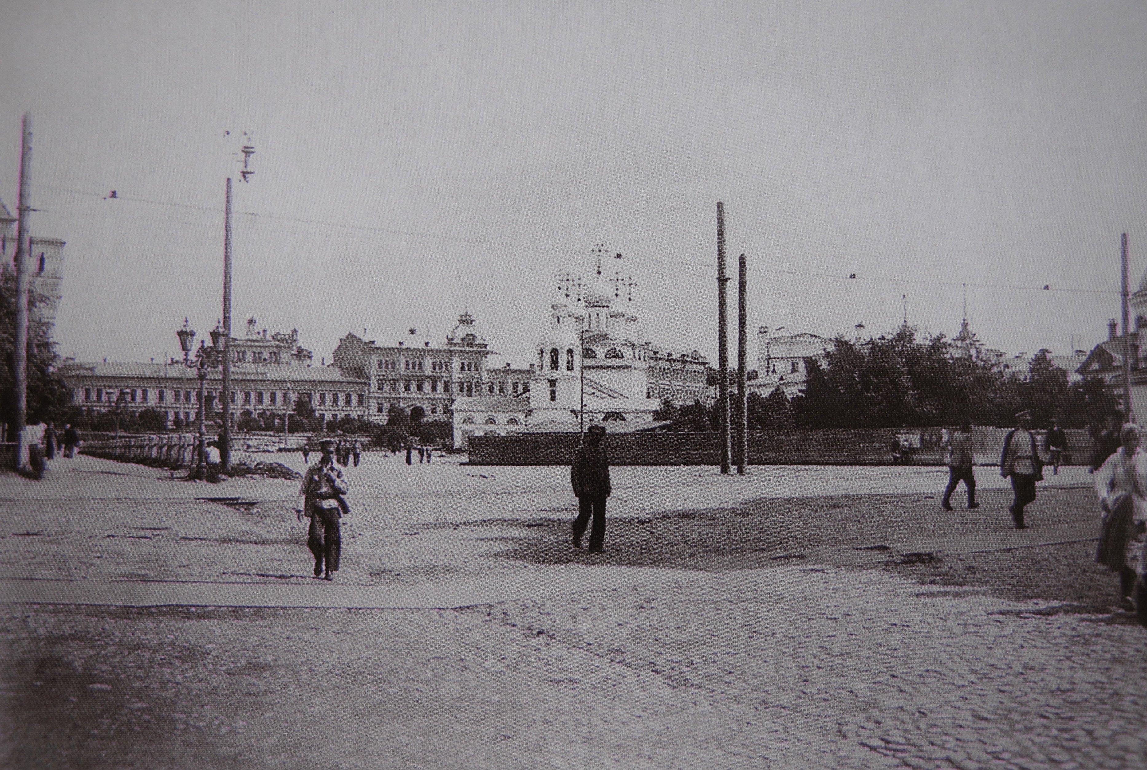 Благовещенская площадь
