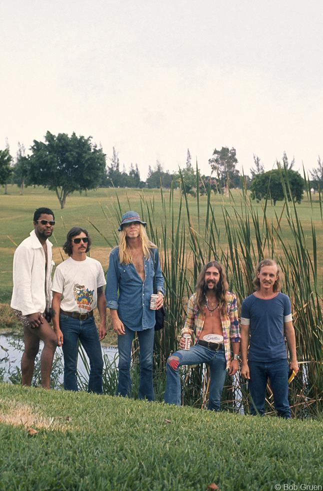 1972. «The Allman Brothers Band»