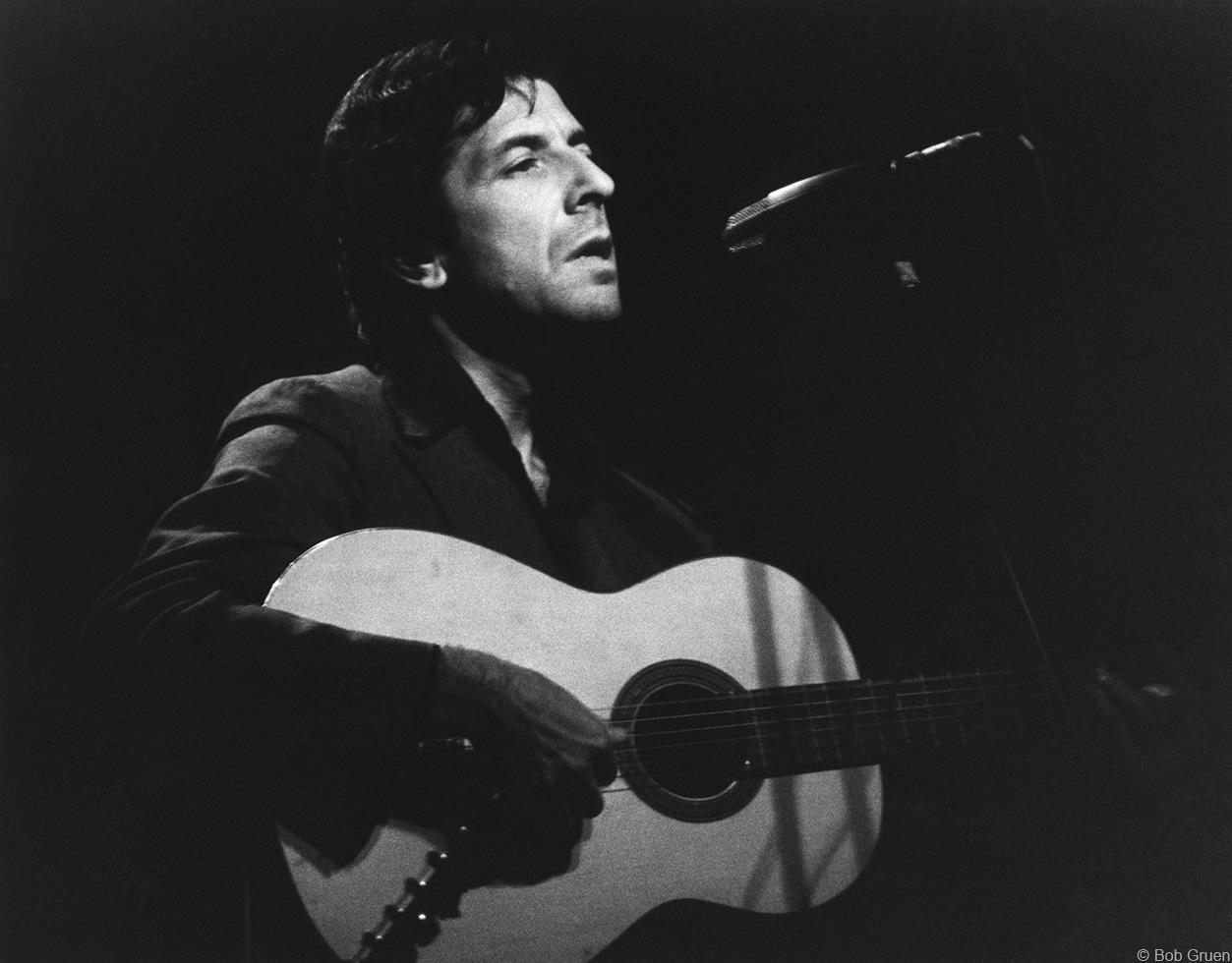 1974. Леонард Коен