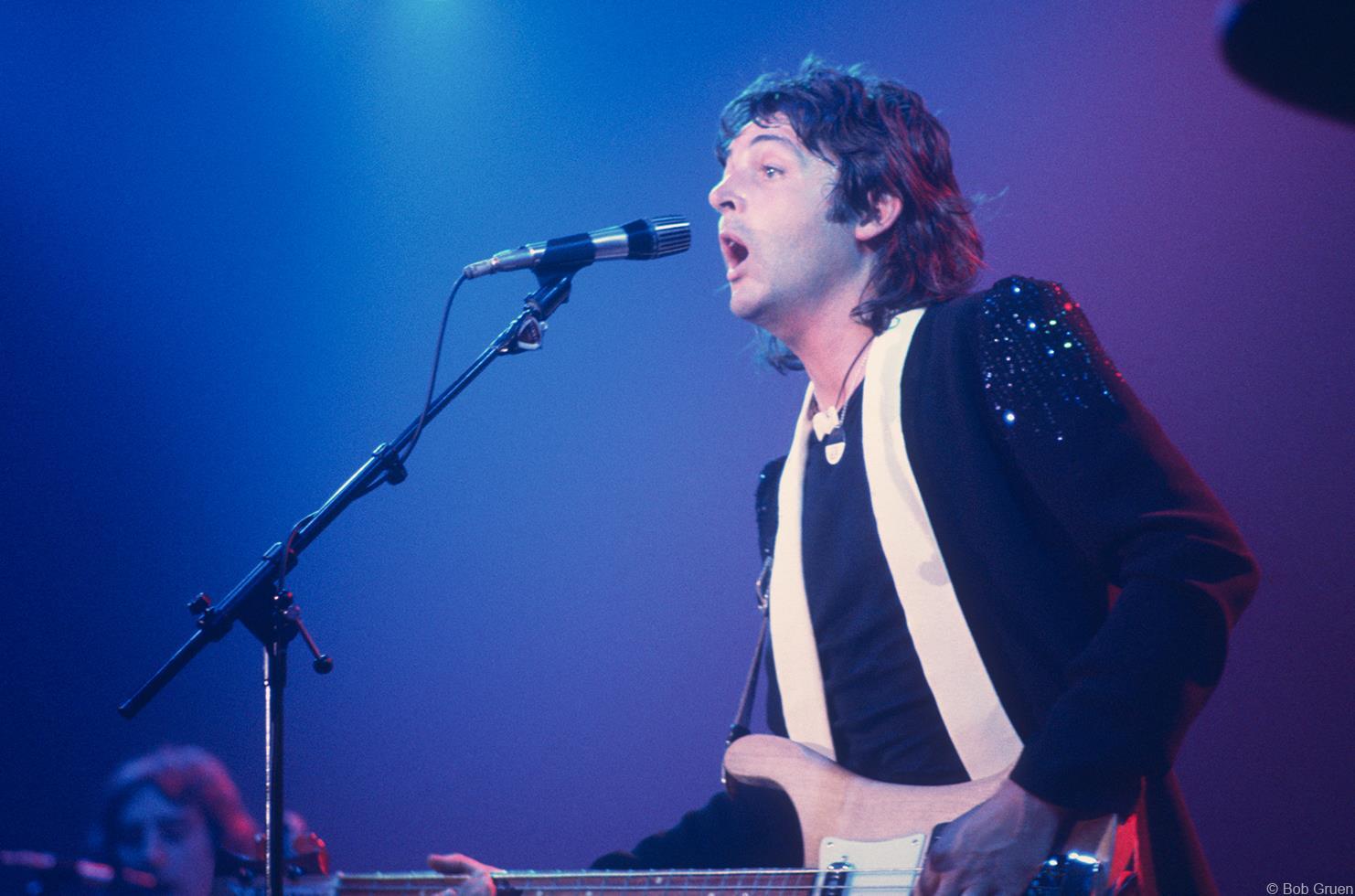 1976. Пол Маккартни