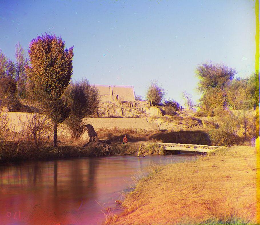 По реке Сиабу