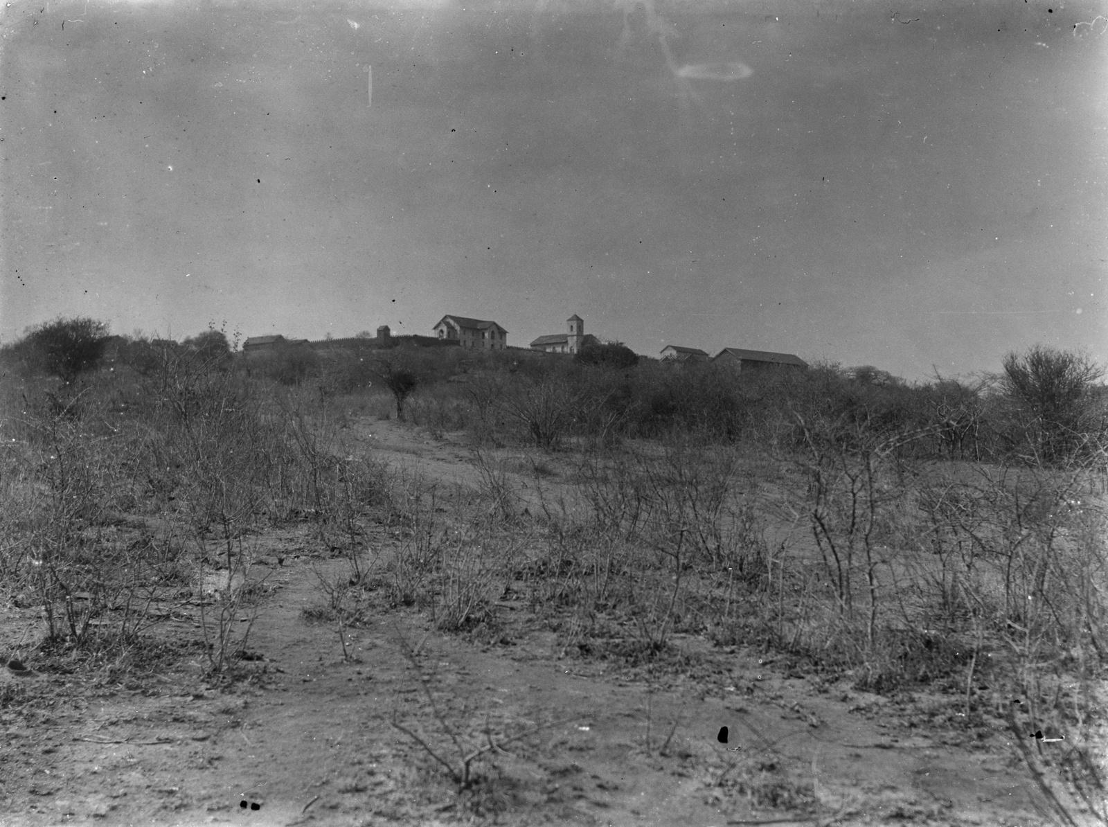 112. Миссионерское поселение в Торромаргорге
