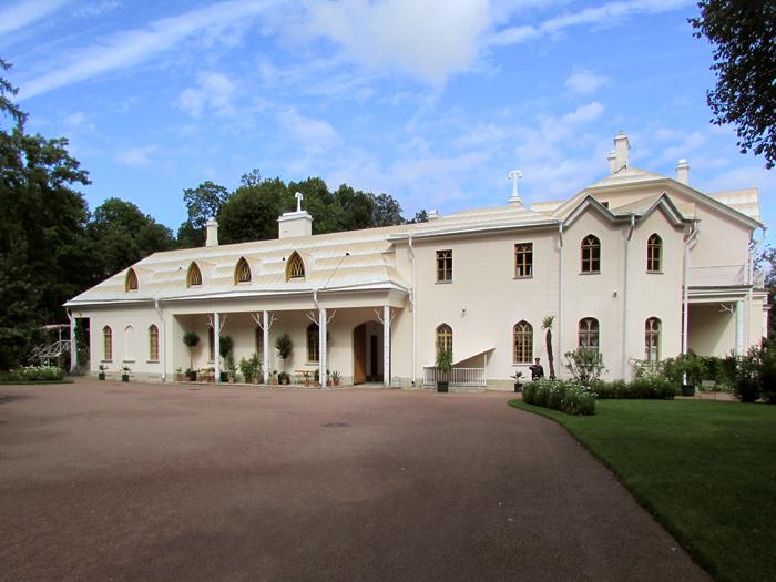 Фермерский дворец