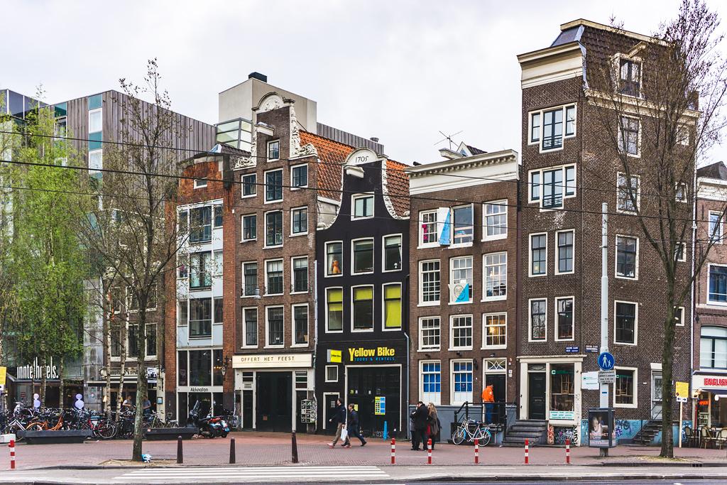 Амстердам Ньюве-Зайде. Что посмотреть в Амстердаме. Фото Амстердама.