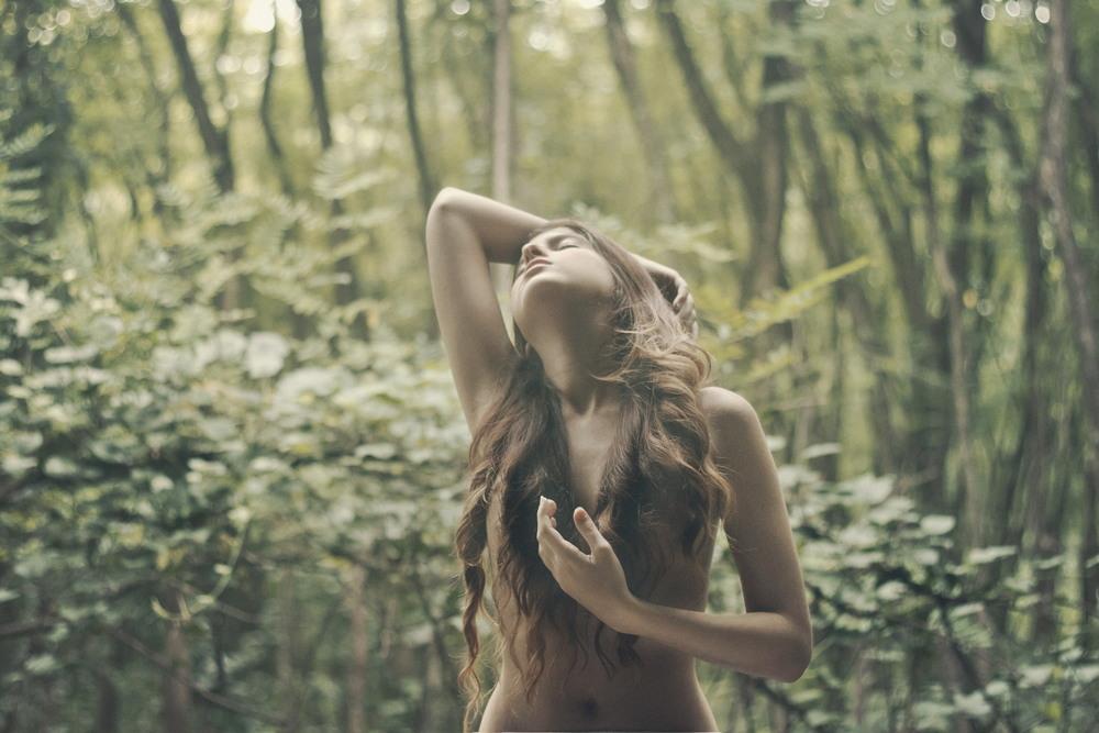 Снимки в жанре «Ню» Сюзи Годой