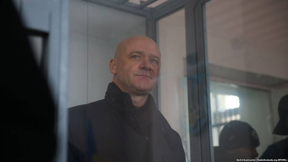 Дело Труханова: почему суд отпустил чиновника на поруки