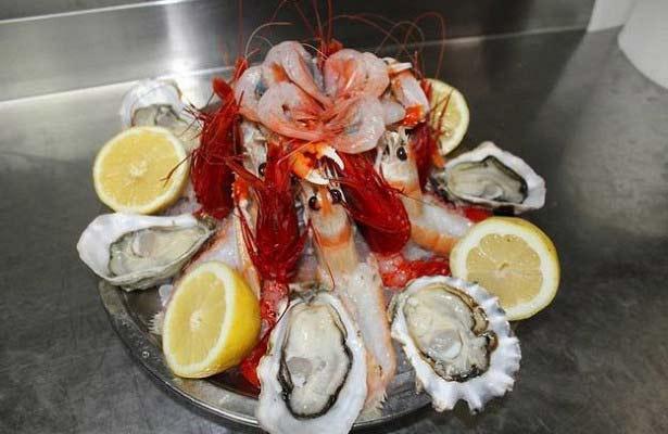 рыбный ресторан премиум-класса