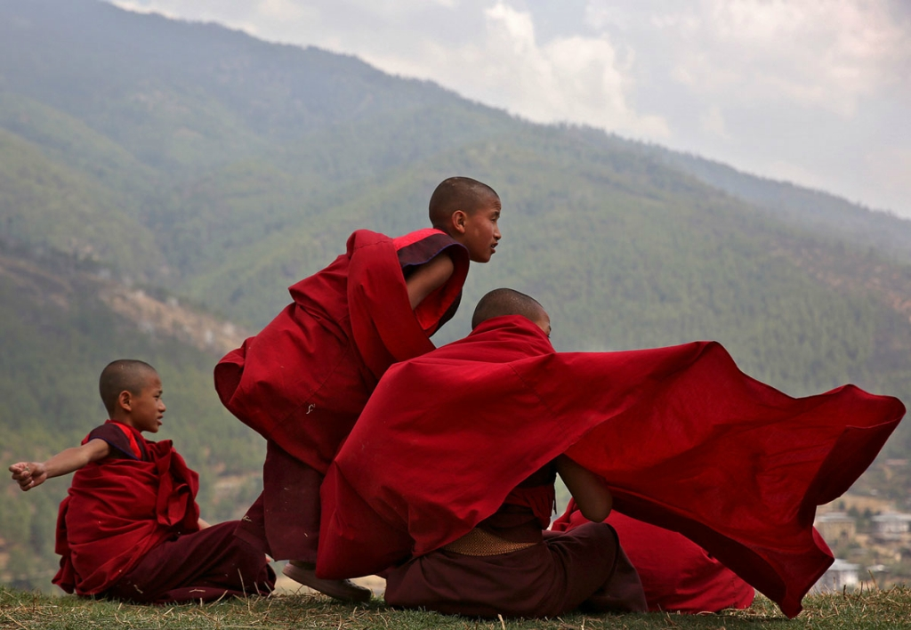Бутан: между прошлым и будущим.