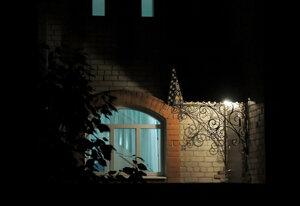 Ночное окно