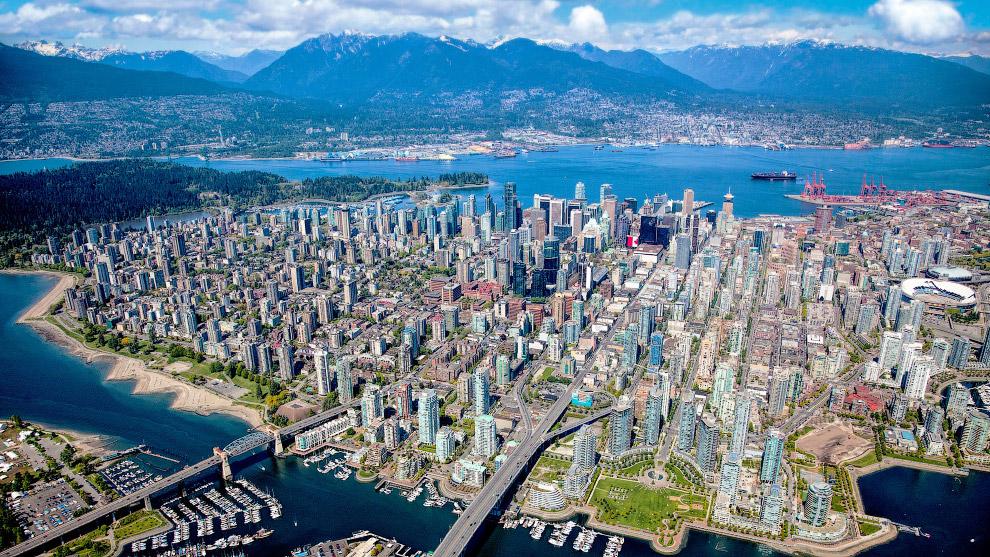 Стэнли-парк — городской парк, расположенный в Ванкувере, крупнейшем городе канадской провинции