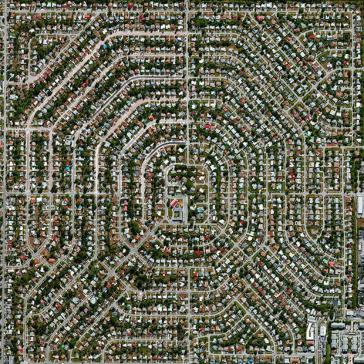Мелроуз-Парк, Флорида, США.