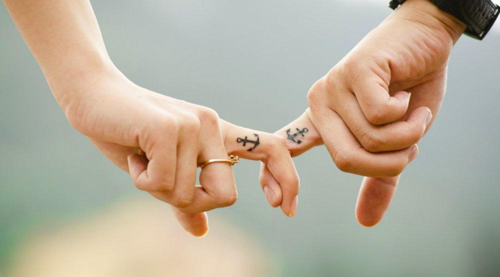 «Любят не идеальных, а тех, кто подходит» (1 фото)
