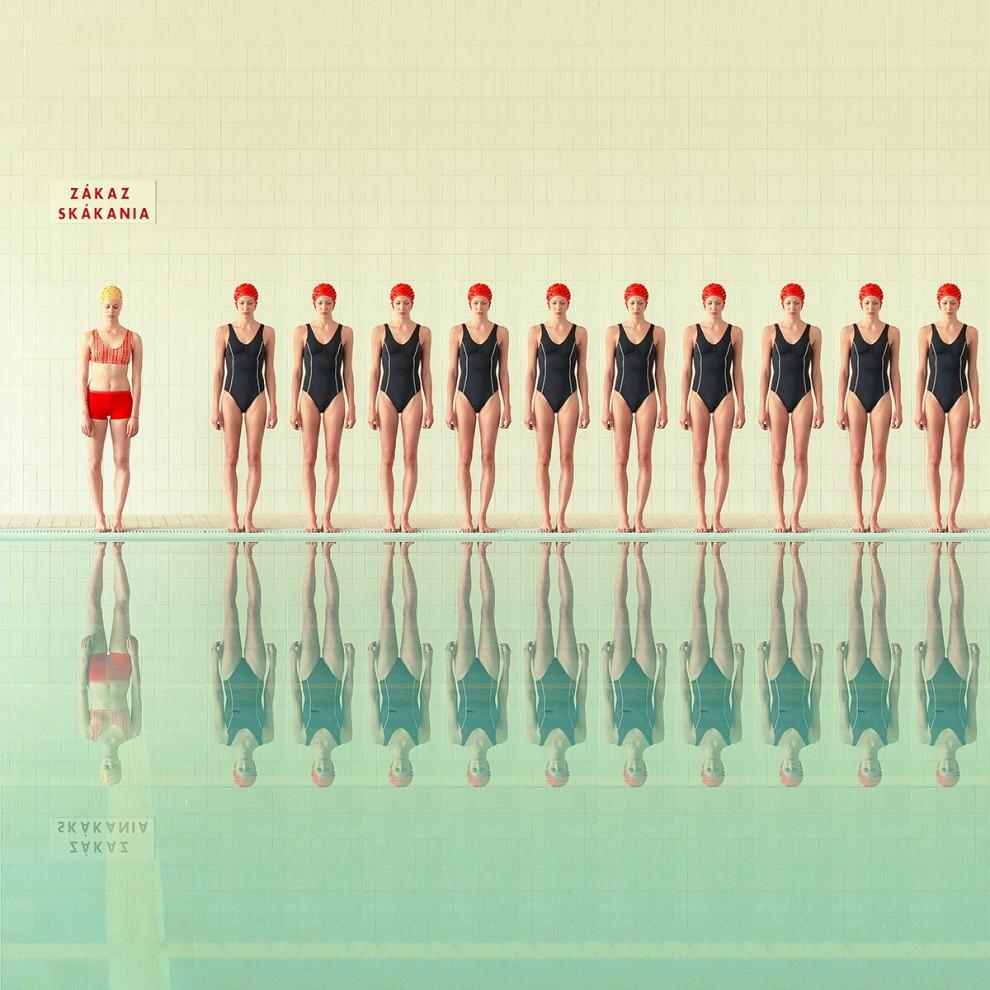 фото фотоманипуляции бассейн фотоманипуляция бассейны серия Фотография автор