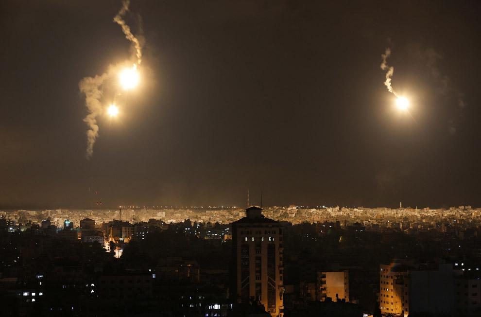 HD Ближний Восток война Газа