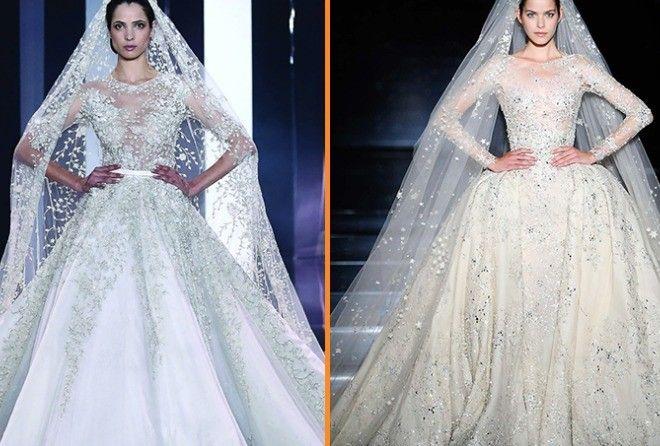 Мода от кутюр: 13 идей для свадебных платьев (14 фото)