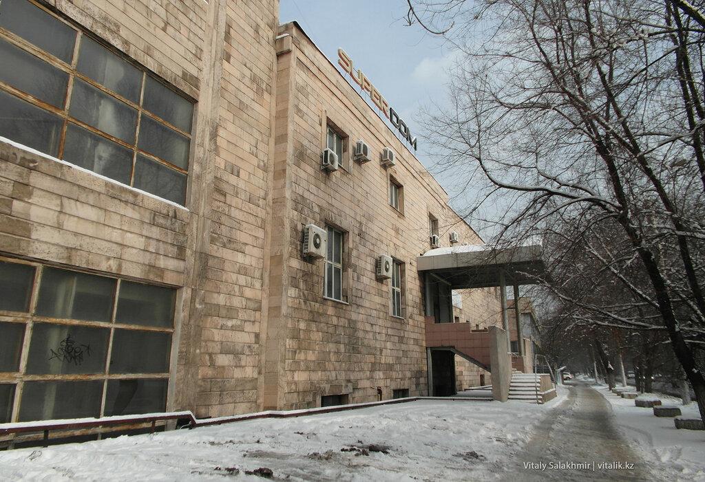 Индустриальное здание на Гоголя.