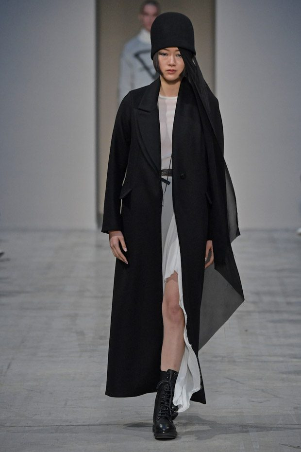 MFW: Isabel Benenato Fall Winter 2018.19 Collection