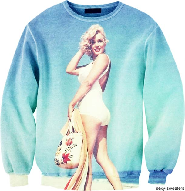 Sexy-Sweaters – 25 new awesome sweatshirt to make you vomit or be in love