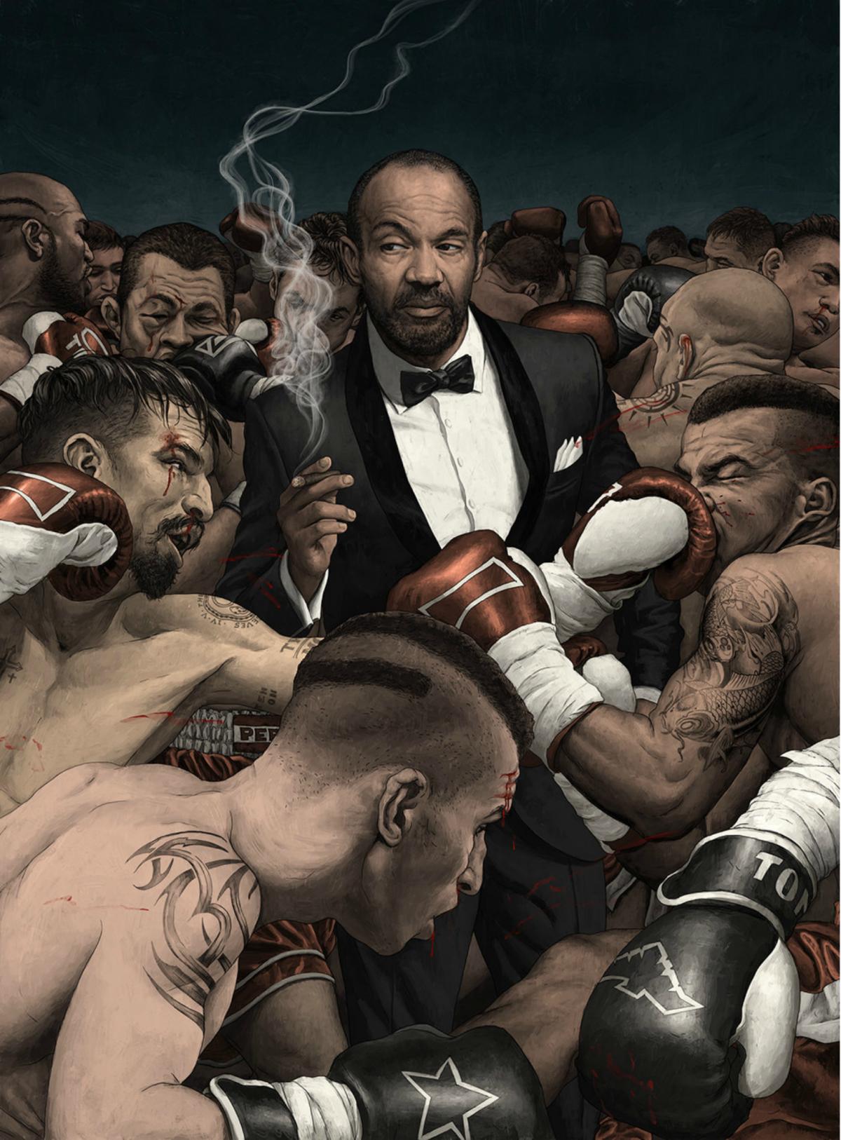 Impressive Illustrations by Rory Kurtz