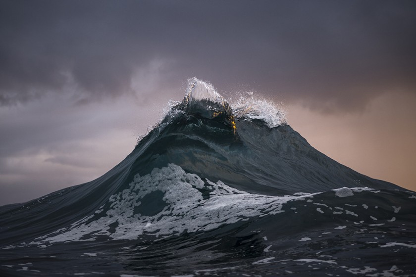 Ray Collins Captures the Beauty of the Sea