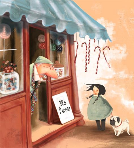 Illustrations by Daniela Volpari