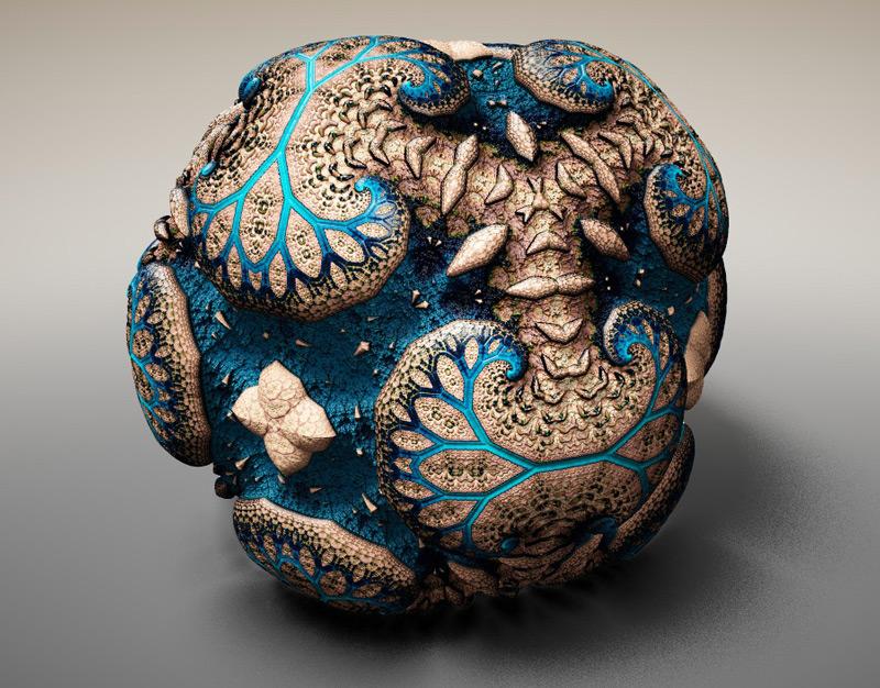 Faberge Fractals (10 pics)