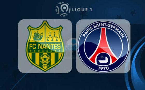 Нант – ПСЖ (14.01.2018) | Французская Лига 1 2017/18 | 20-й тур