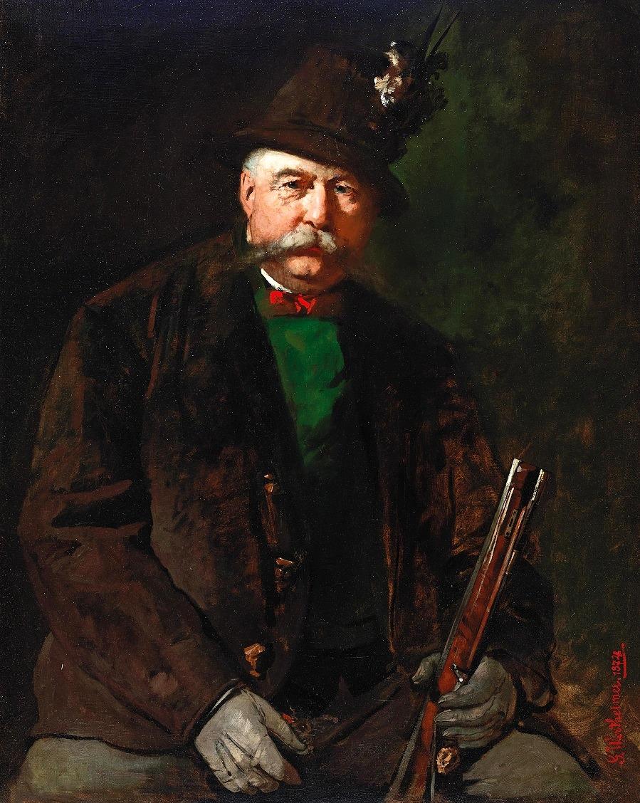 Nikolaus Graf Torök de Szendrö, 1874