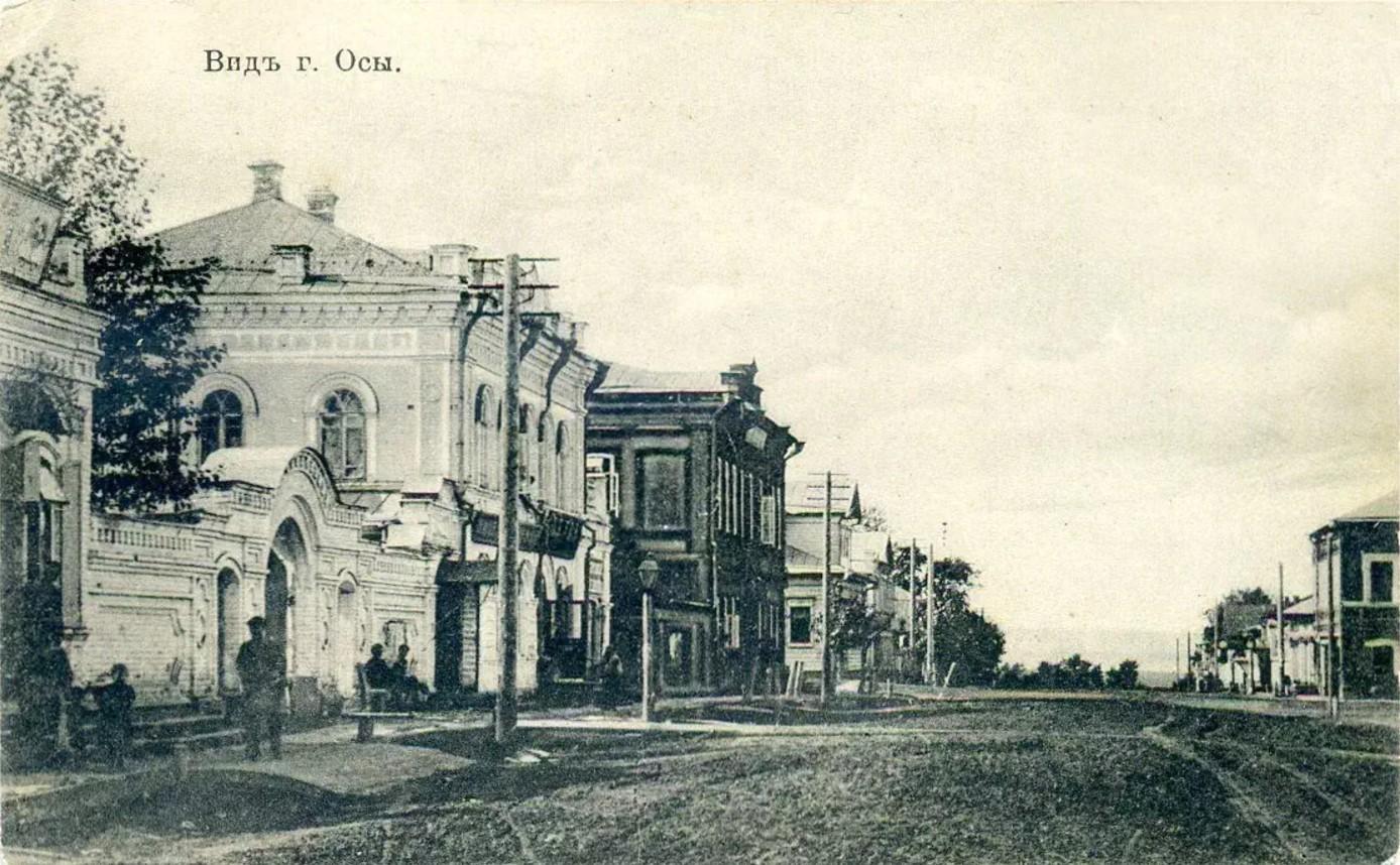 Оханская улица
