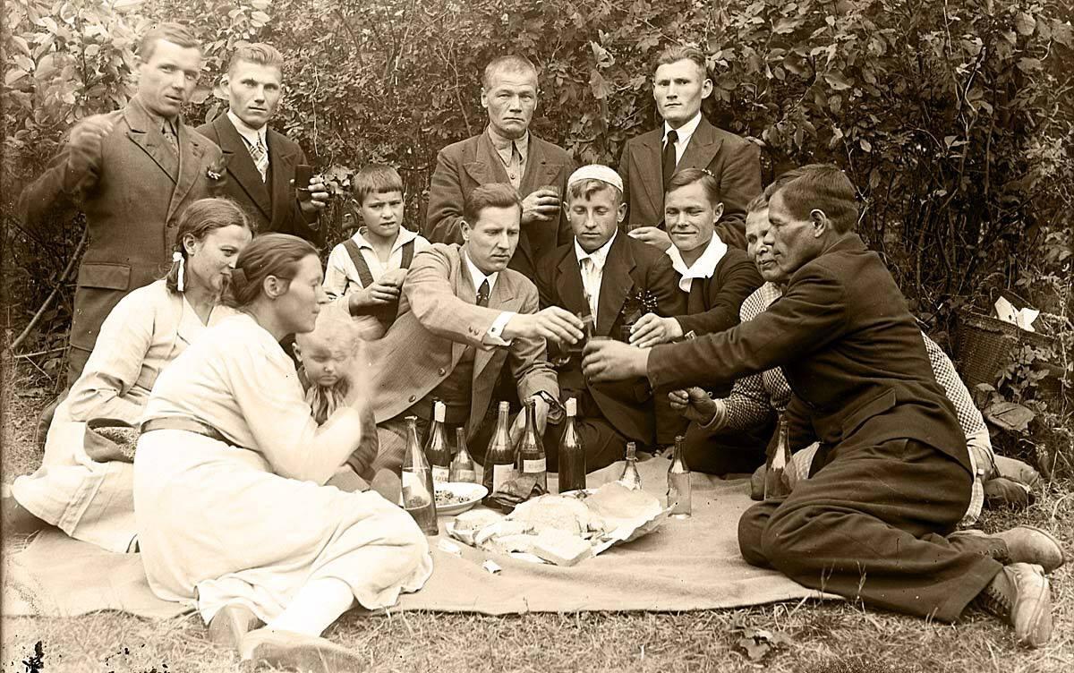 1930-е. Окрестности Перми