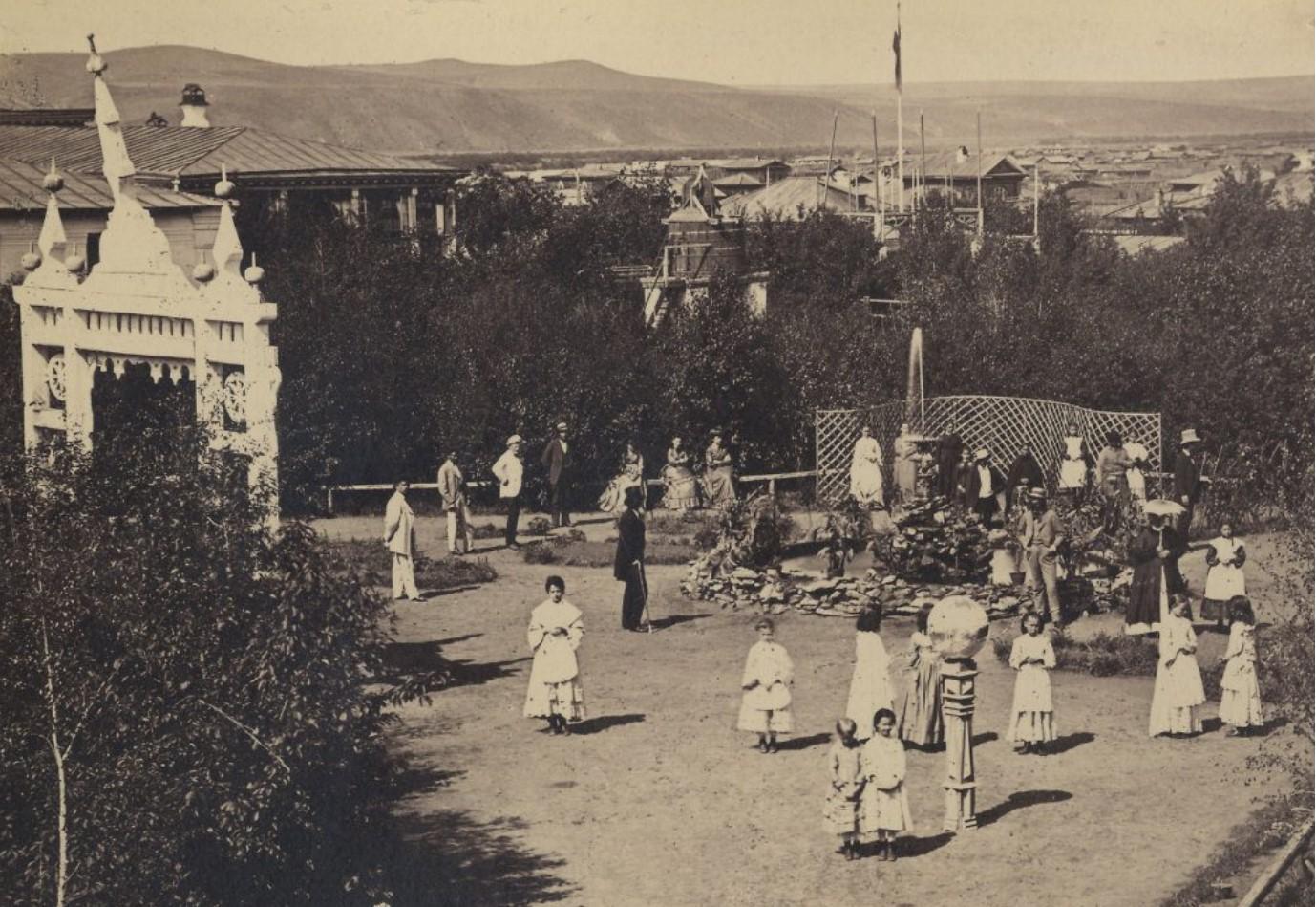 Дворец М.Д.Бутина