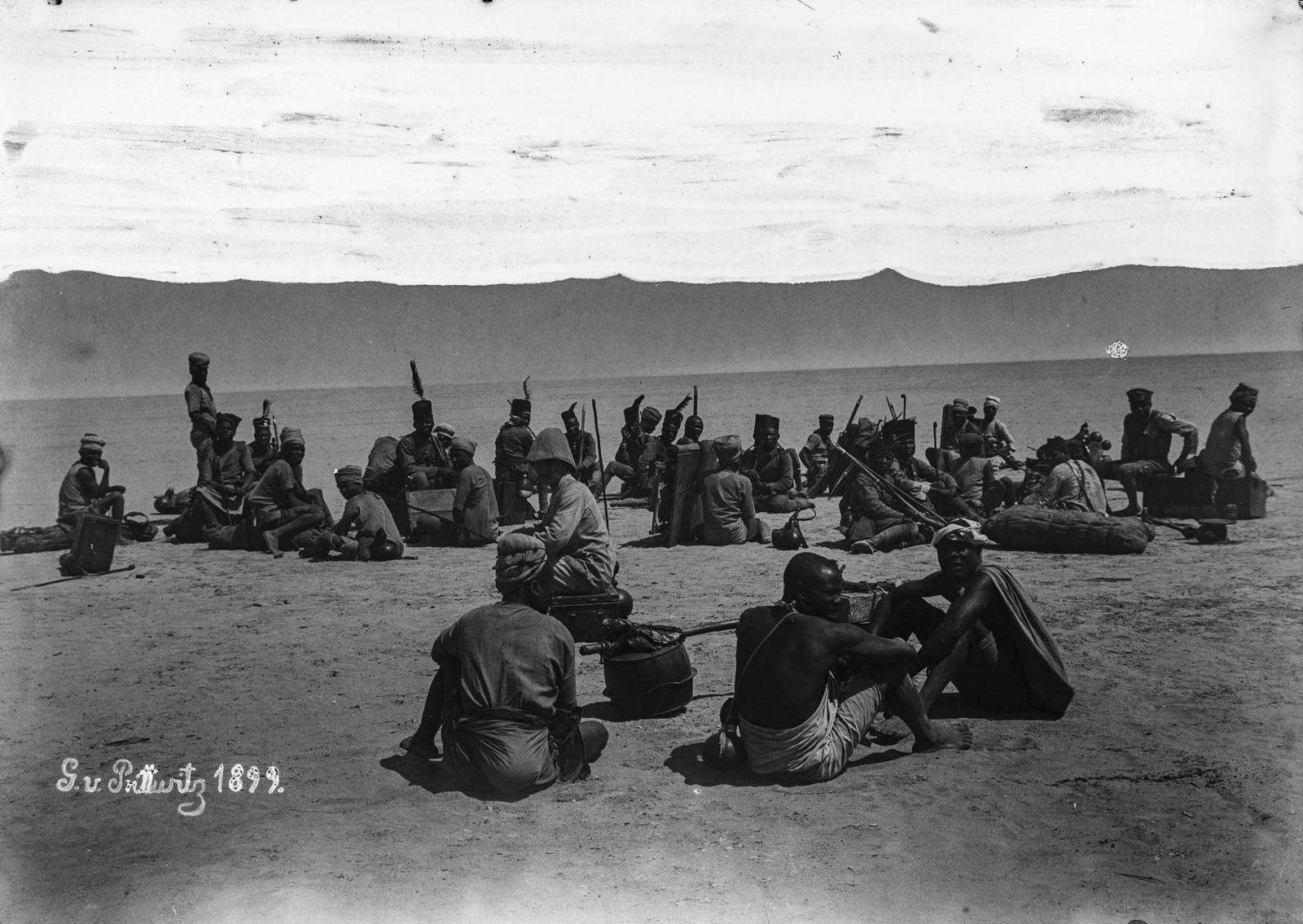 23.1899. Мужской лагерь
