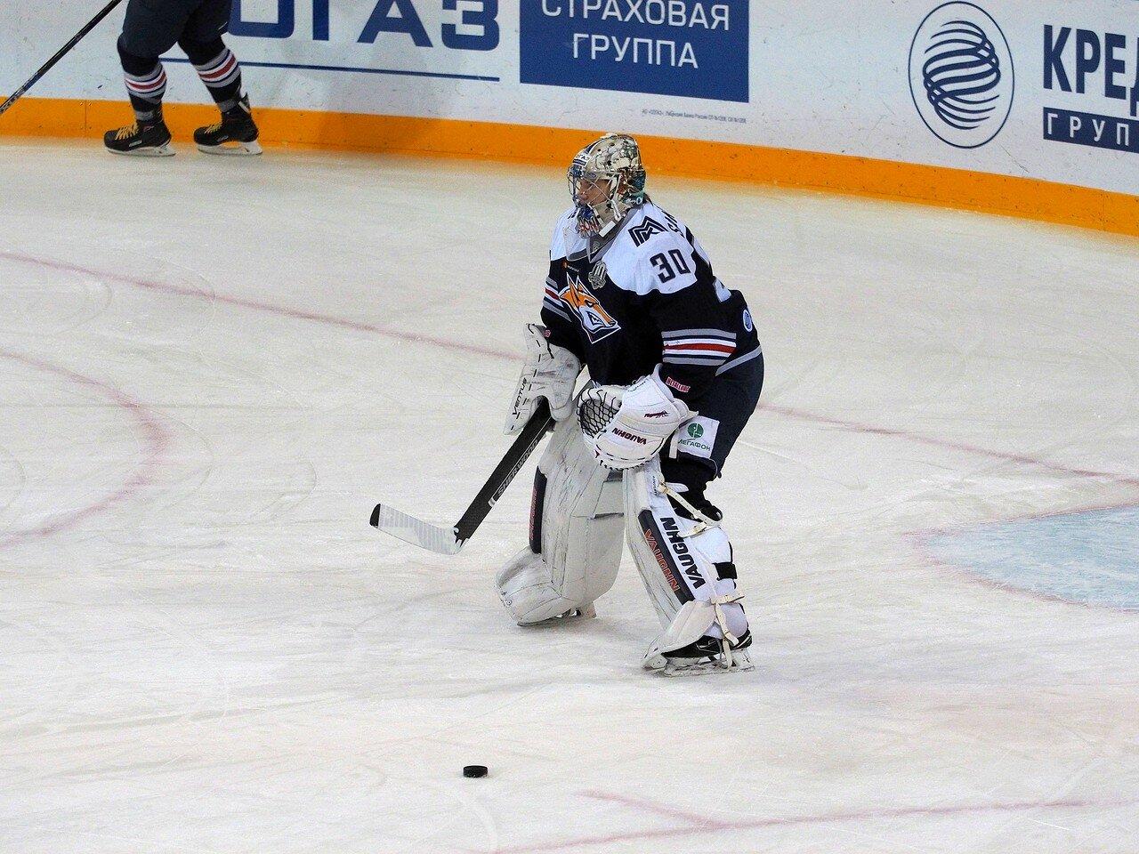 42 Металлург - Салават Юлаев 23.09.2017